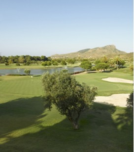 Green Fee 18 Holes La Manga Club (South Course)